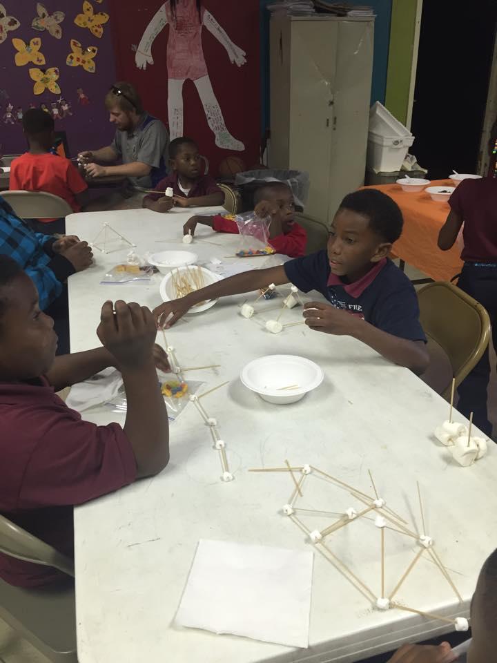 Boys and Girls Club Volunteer Event
