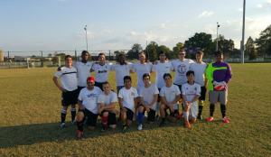 SPE Intramural Soccer Team Fall 2015