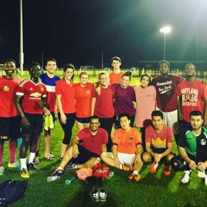 SPE Intramural Soccer Team Spring 2016